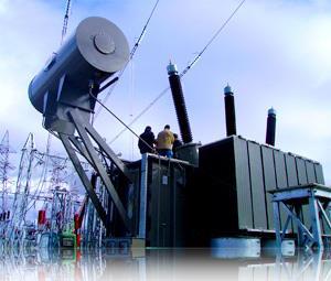 "تامين <span style=""color:#F79646""> 12  دستگاه ترانس 400 كيلوولت </span> سازمان توسعه برق ايران"